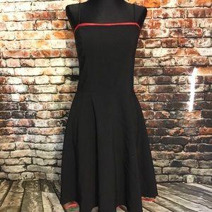 Taboo black dress, s